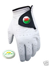 Wales Cabretta Golf Glove + Sherpashaw Ballmarker XL