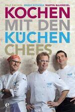 Deutsche Ralf-Zacherl Bücher über Kochen & Genießen