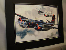 A 26 Invaders WWII Bomber Douglas  Aviation Archives Ebay Largest selection