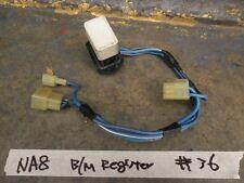 Mazda MX5 Miata NA8 JDM Roadster air/con blower motor Heater Register #36