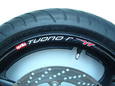 APRILIA TUONO R WHEEL RIM STICKERS - mille rsv tuonor