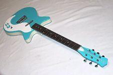 "Danelectro '59M NOS Electric Guitar ""Baby Come Back"" BLUE"