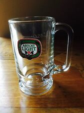 STELLA ARTOIS LITE  25cl JUG HANDLE GLASS - RARE IN UK