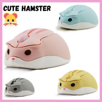 2.4GHz  Wireless Optical Hamster Mouse for PC Laptop Mice & USB Receiver