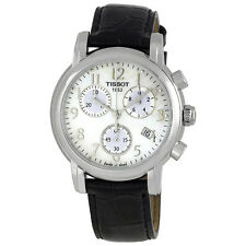 Tissot T-Classic Collection Mother of Pearl Mens Watch T050.217.16.112.00-AU