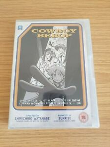 Cowboy Bebop : Complete DVD Collection - Brand New and Sealed Damaged Case