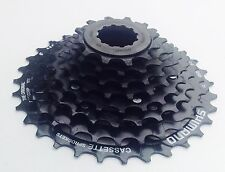 8 Speed freewheel Shimano cassette 12- 32 tooth sprocket bike / bicycle new