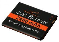 original JuBaTec Akku für Samsung Galaxy S3 GT-i9300 EB-L1G6LLU