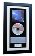 DIRE STRAITS Love Over Gold CLASSIC CD Album TOP QUALITY FRAMED+FAST GLOBAL SHIP