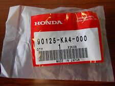 Genuine Honda Flat Screw (8X31) 90125-KA4-000 (CLC)