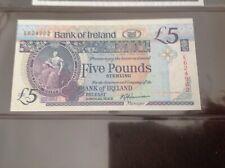 £5 Northern Ireland banknote. Bank of Ireland dated 1992 UNC