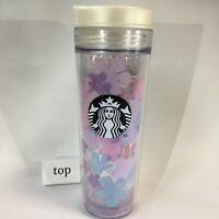 No.9 Starbucks Japan SAKURA 2020 Tumbler pearl 473ml Spring Misty-Rain