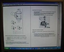 Werkstatthandbuch für Volvo Penta Z-Antrieb AQ 270