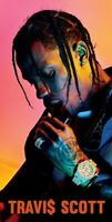 TRAVIS SCOTT - SUNSET - 12X24 SLIM POSTER MUSIC NEW/ROLLED!