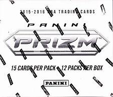 2015-16 PANINI PRIZM NBA BASKETBALL FACTORY SEALED SUPER PACK BOX NEW EXPRESS!!!