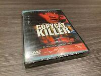 COPYCAT KILLER DVD KANJI TSUDA PRECINTADA SEALED