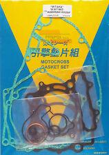 Kawasaki KXF250 KXF 250 2004 - 2008 Full Gasket Kit Also RMZ 250 2004 - 2006