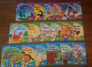 Oxford Reading Tree Songbirds Phonics Books - Stages 1 - 3 - Julia Donaldson
