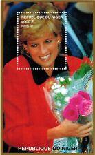 Niger - 1997 Princess Diana Memorial - Souvenir Sheet - MNH