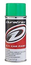 Duratrax DTXR4281 PC281 Polycarb Spray Fluorescent Green Spray RC Bodies 4.5 oz