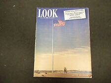 1942 JULY 14 LOOK MAGAZINE - UNITED WE STAND - GREAT PHOTOS AND ADS - ST 1509