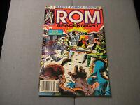 Rom #31 (1982, Marvel) Newsstand READ