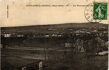CPA  Fontaine-les-Luxeuil (Haute-Saone) -Les Barraques-les-Lux  (292435)