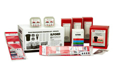 Paterson Ilford Film Black and White Processing & Developing Starter Kit PTP574
