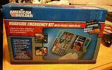 American Builder Roadside Emergency Kit New in Box