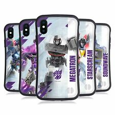 OFFICIAL TRANSFORMERS DECEPTICONS KEY ART HYBRID CASE FOR APPLE iPHONES PHONES