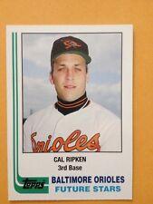 Cal Ripken Jr 2006 Topps Rookie of the Week #14 Baltimore Orioles