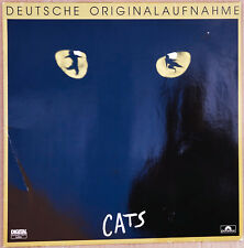Cats - Deutsche Originalaufnahme / LP