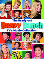 The Brady Bunch 50th Anniversary TV & Movie Collection DVD