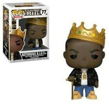 Funko Pop! Rocks: - Notorious B.I.G. (No Glasses) 889698315500 (Toy Used)