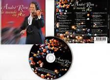 """ANDRE RIEU """"Le Monde En Fête"""" (CD) 2004"""