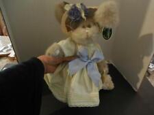 "Retired Bearington Bears Collection TULIP & DUCKY 14"" NEW w/Original Bo ID:32879"