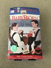 Baby Bjorn Baby Carrier Active - size 8-26 lbs. - NEW in damaged box