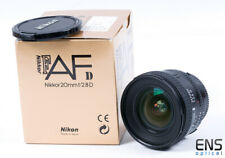 Nikon 20mm f/2.8 AF-D Nikkor F Prime Lens - 504836 JAPAN Superb!