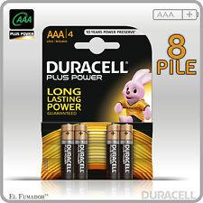 Batterie DURACELL PLUS POWER - 1,5V AAA PILE Alcaline Ministilo - LR03 / MN2400