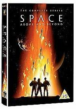 SPACE - ABOVE AND BEYOND - COMPLETE SERIES SPECIAL EDITION - DVD - REGION 2 UK
