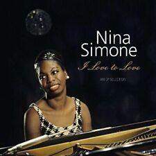14 Track version NINA SIMONE - I LOVE TO LOVE AN EP SELECTION  VINYL LP NEW