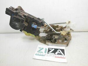 Lock Electric Rear Left Chevrolet Daewoo Matiz I 0.8 52cv 2001