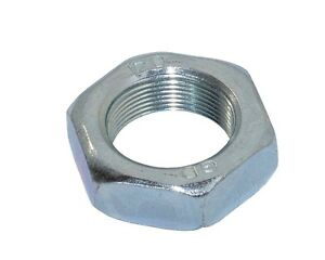 Locking Half Nuts Metric Fine/Extra Fine M10 - M24 Right or Left Hand Thread BZP