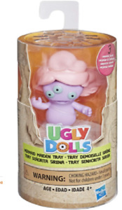 New Hasbro Ugly Dolls Mermaid Maiden Tray with 3 Surprises
