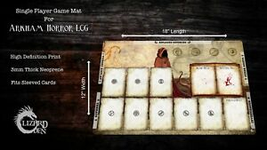 Arkham Horror LCG Custom Made Game Mat