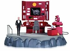 Diamond Comics DC Collectibles Batman The Animated Series Bat cave Playset W/