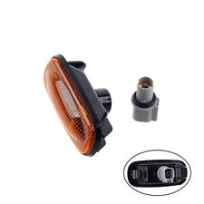 1 Amber Side Fender Light Dually Marker Lens Cover for 03-09 Ram 2500 Ram 3500