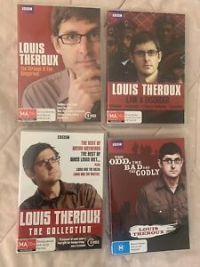 Louis Theroux Collection Dvd Strange The Dangerous Law Disorder Weird Weekends
