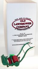 BROOKLIN Old Lawnmower Company, 1903 RANSOMES brevetto, tosaerba, Mower 1/12