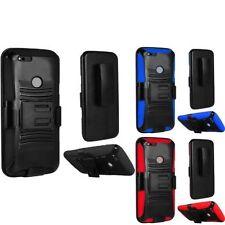 Plain Rigid Plastic Cases & Covers for Google Pixel